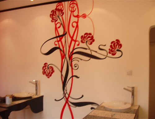 Art Work (Mural Painting)
